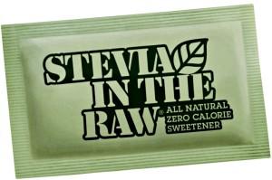 Why I won't use Stevia
