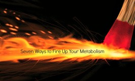 Seven Ways to Fire Up Your Metabolism {When You're Over 40}