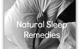 Easy and Natural Sleep Remedies