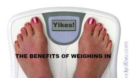 Weigh Yourself Once a Week or Gain Weight