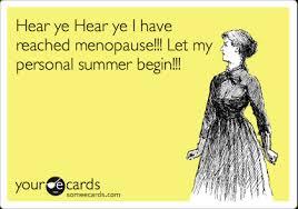 summer menopause