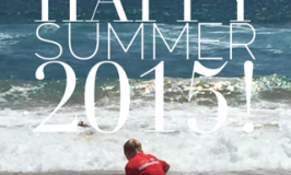Summer 2015 is Here!